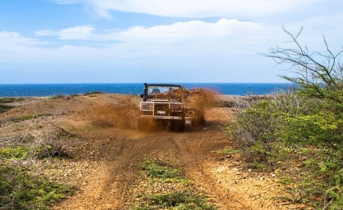 Off-road Jeep Tour