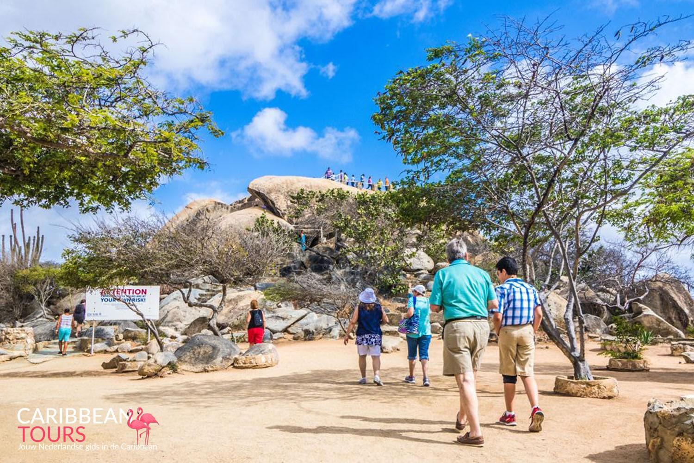 Aruba eiland tour