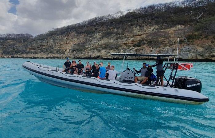 Snorkeltrip met Powerboat
