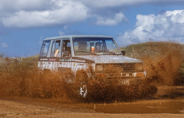Curaçao Jeep Tour