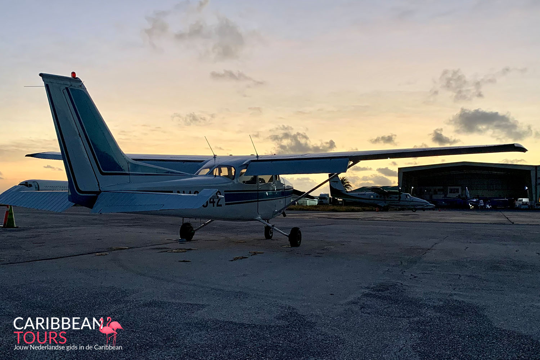 Rondvlucht Curacao